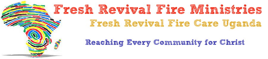 Fresh Revival Fire Ministries