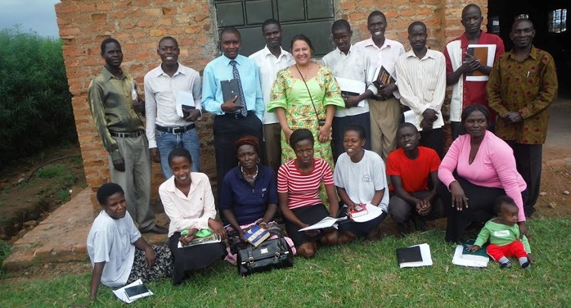 Bible School in Kenya