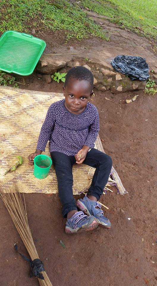 Child from The House of Grace